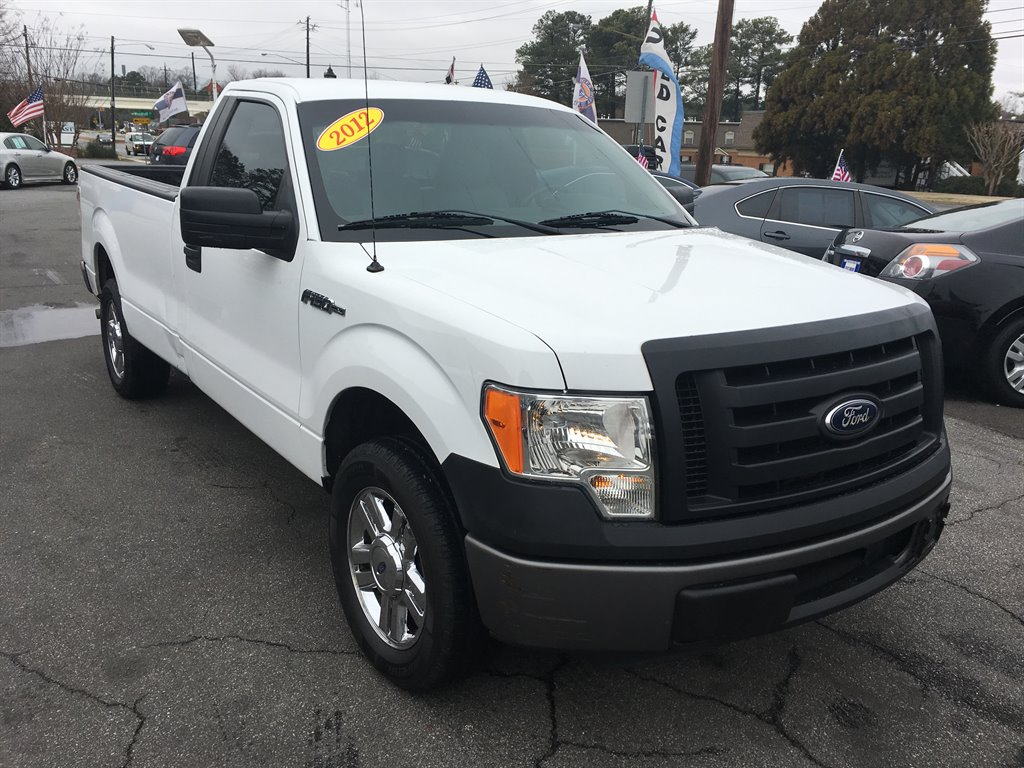 2012 Ford F150 - 3318 | Tiger Hunt Auto Center | Used Cars For Sale ...